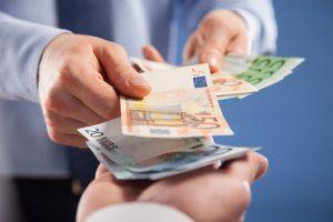 Rechnungsvordruck Barzahlung