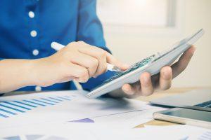 Rechnung mit Umsatzsteuer